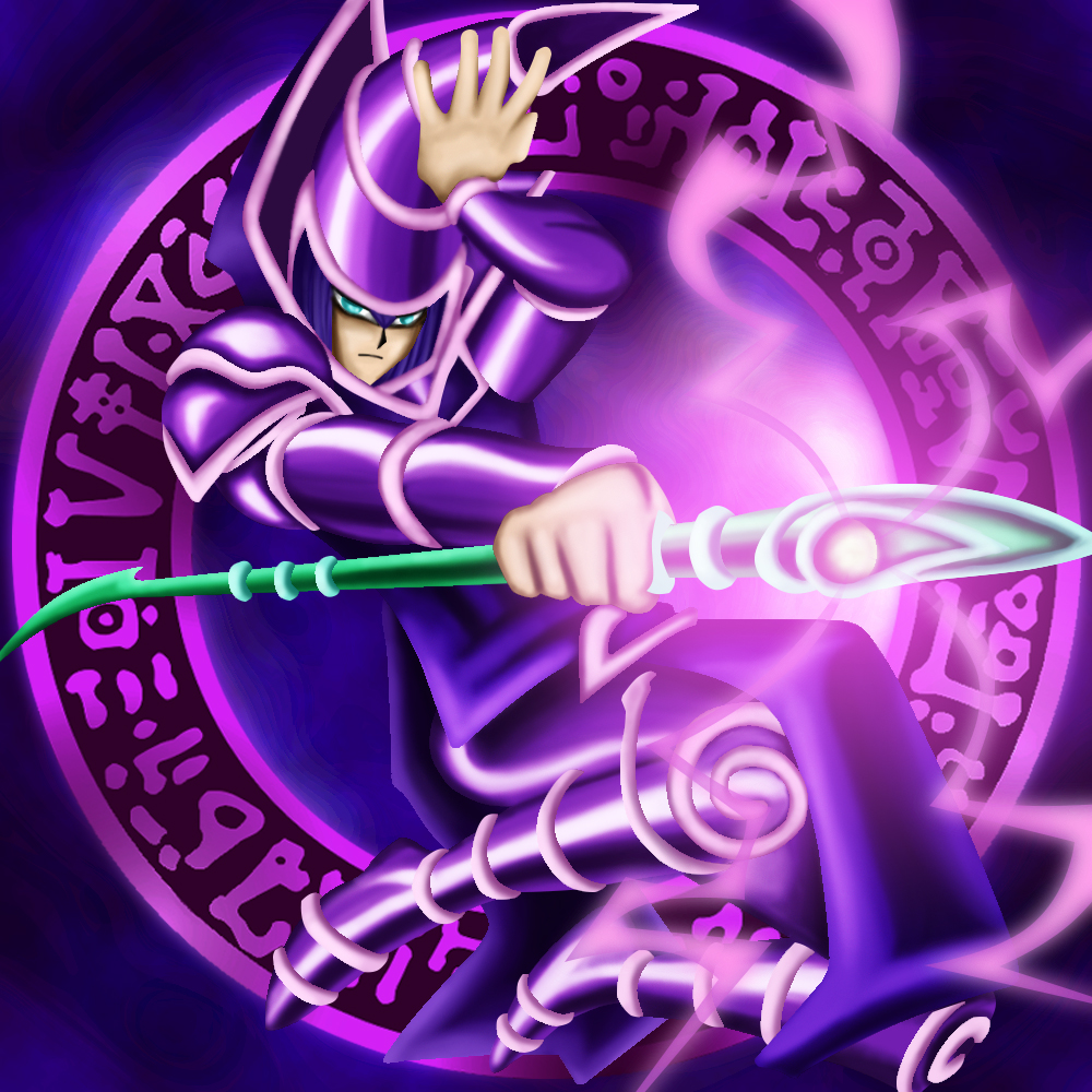 dark magician the ultimate wizard by lewnartic on deviantart