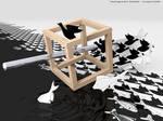 Tribute to M.C.Escher
