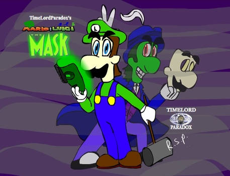 Mario and Luigi the Mask Duel personalities
