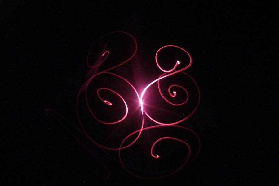 Light Painting--Swirls by amdinunzio