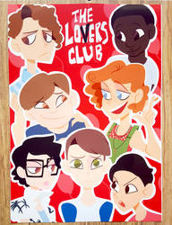 IT - Loser's Club Print