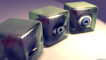 eyecubes by artkalev