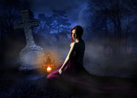 Lonely Grave by Leviatha87