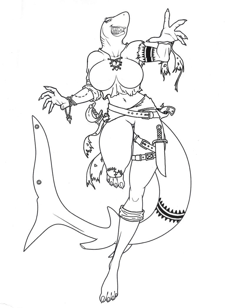 Shark Tales Coloring Pages Shark Tale Coloring Pages