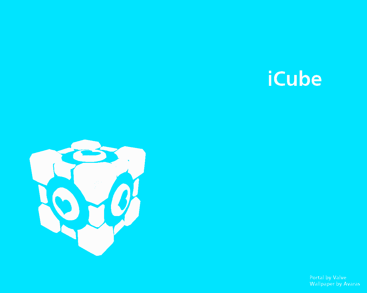 iCube wallpaper by Avaras
