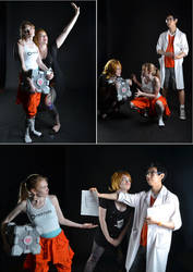 Aperture Science by MaiSheriCostumes