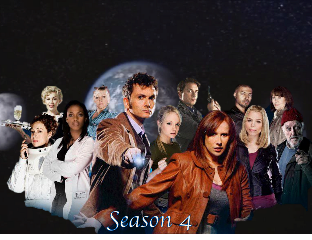 doctor who Season 4 by anne765dssms on DeviantArt