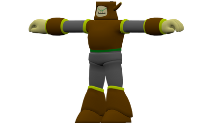 Woodman Model (Siivagunner edition) by TailsDollsMafia