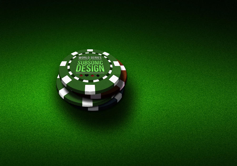 stack of poker chips