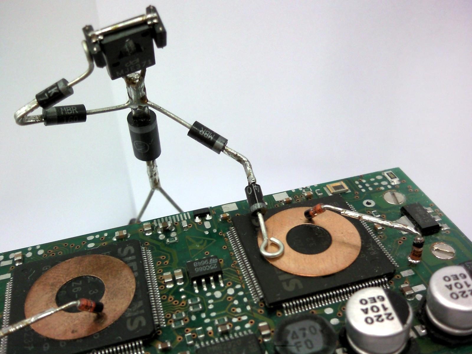 The DJ closer look by Destro2k