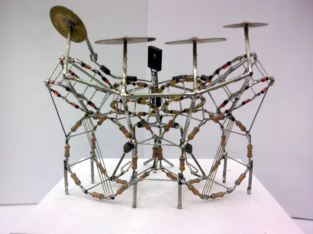 The Drummer by Destro2k