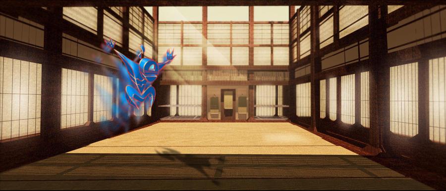 Audiosurf Ninja Dojo by Destro2k