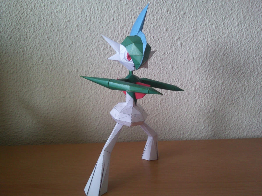 Gallade by Destro2k