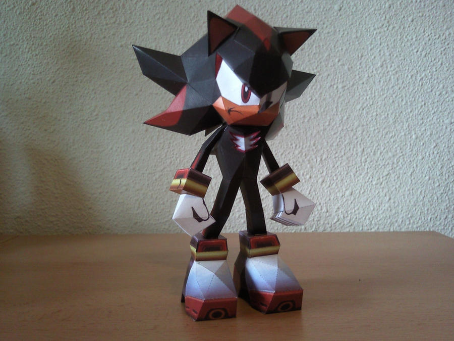 Shadow the Hedgehog by Destro2k
