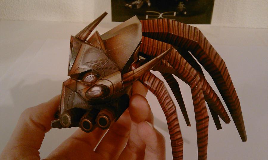 UT2k4: Damarus Head + Tentacle by Destro2k
