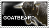Goatbeard Stamp by Destro2k