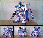Gundam SD: RX-92-2 Hi-Nu