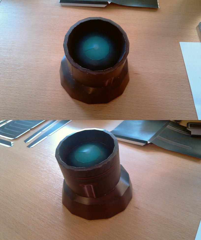 Clap-Trap: Lens by Destro2k