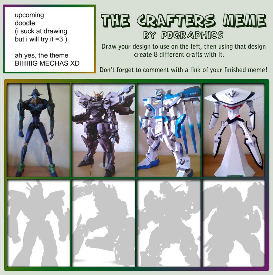 My Crafter Meme by Destro2k
