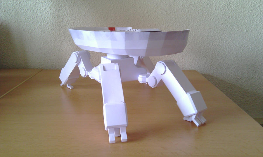 Spidertank - c by Destro2k