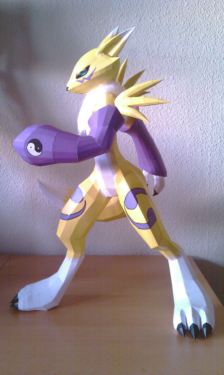 Renamon - c by Destro2k