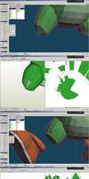 3d mesh simplyfication