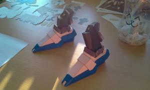 RX-93: Feet