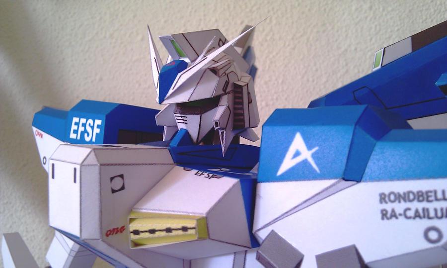 Gundam RX-93-2 Hi-Nu V2 - g by Destro2k