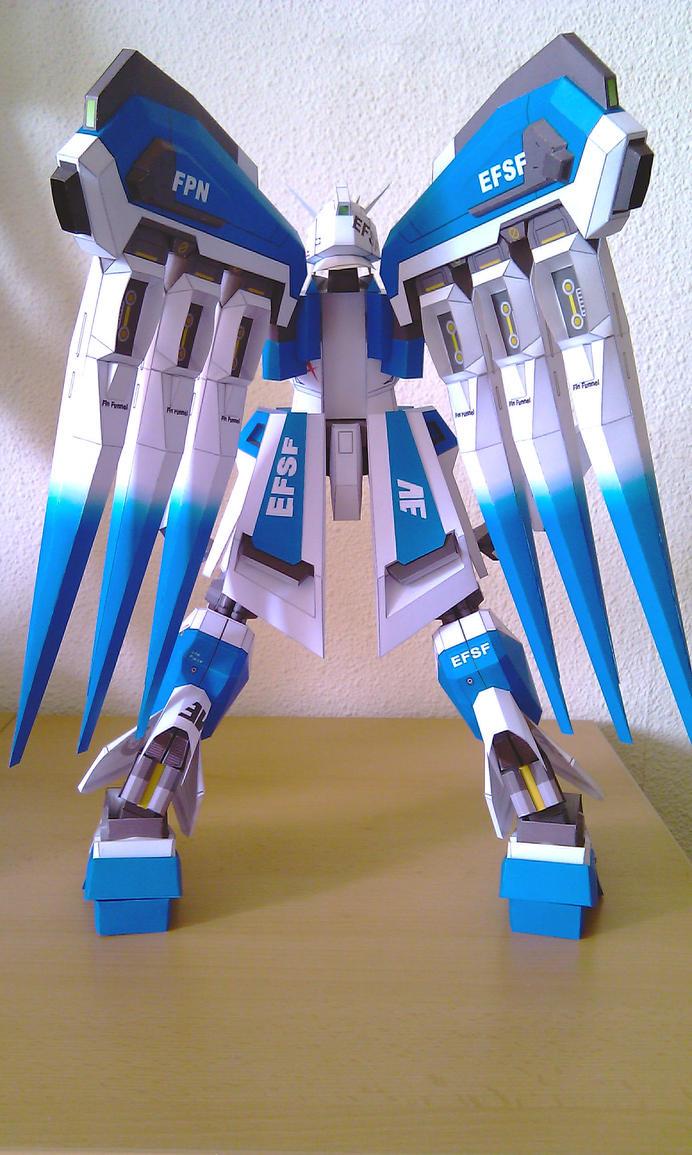 Gundam RX-93-2 Hi-Nu V2 - e by Destro2k