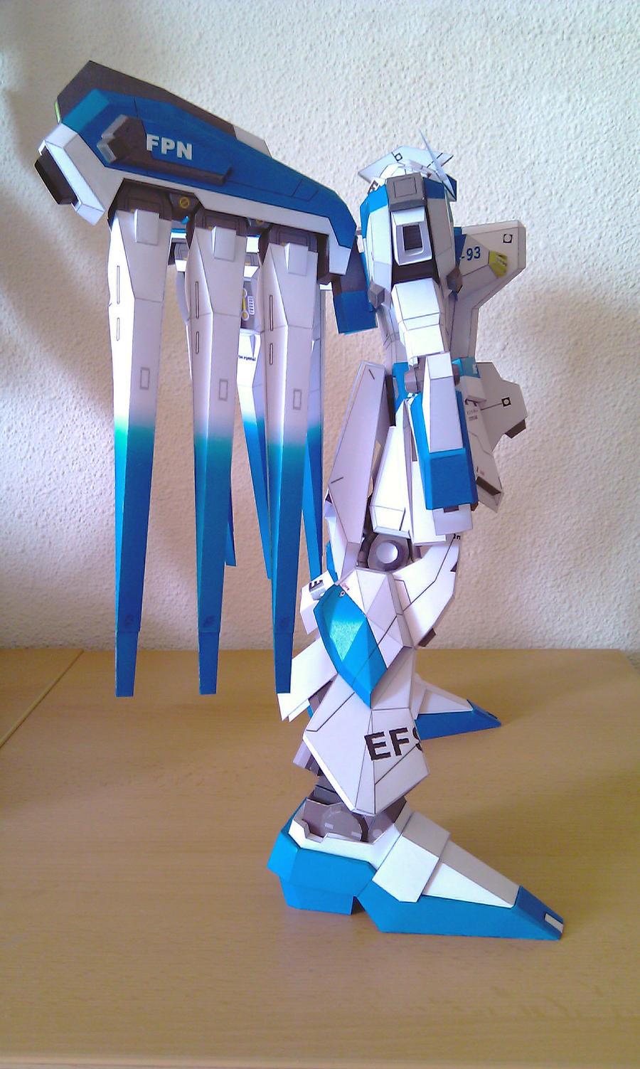 Gundam RX-93-2 Hi-Nu V2 - d by Destro2k