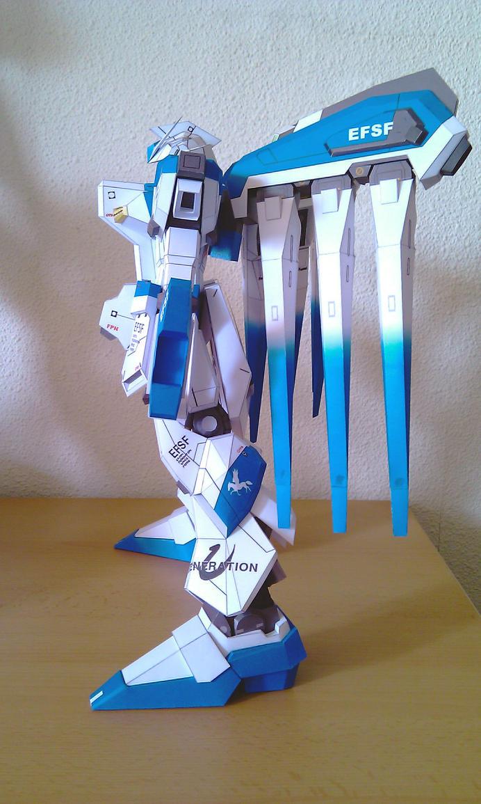 Gundam RX-93-2 Hi-Nu V2 - c by Destro2k