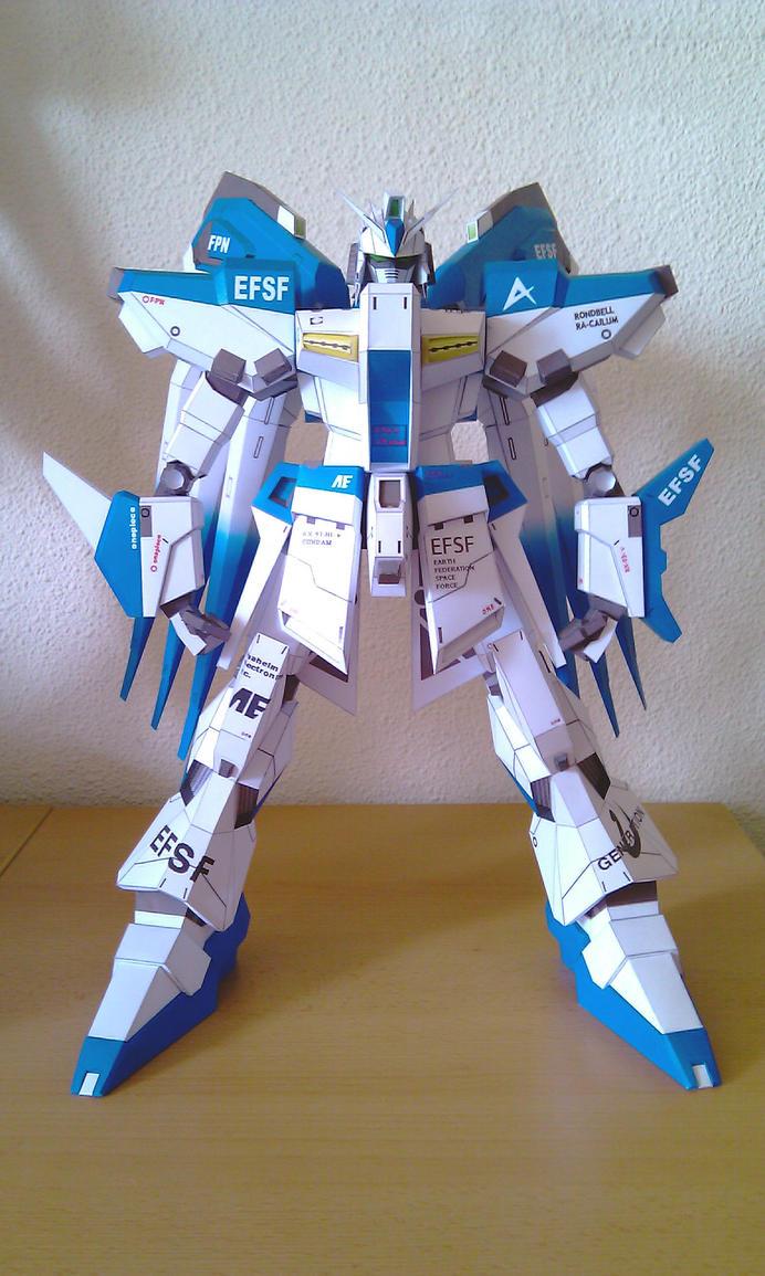 Gundam RX-93-2 Hi-Nu V2 - b by Destro2k