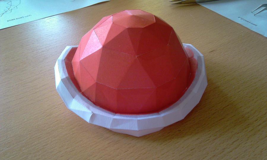 Yoshi - Shell by Destro2k