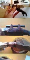 Left arm attachment tip