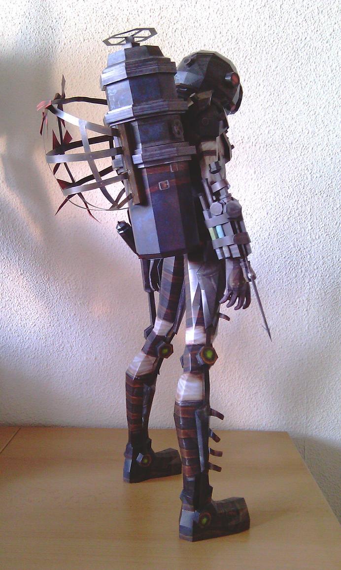 BioShock 2 - Bigsister - e by Destro2k