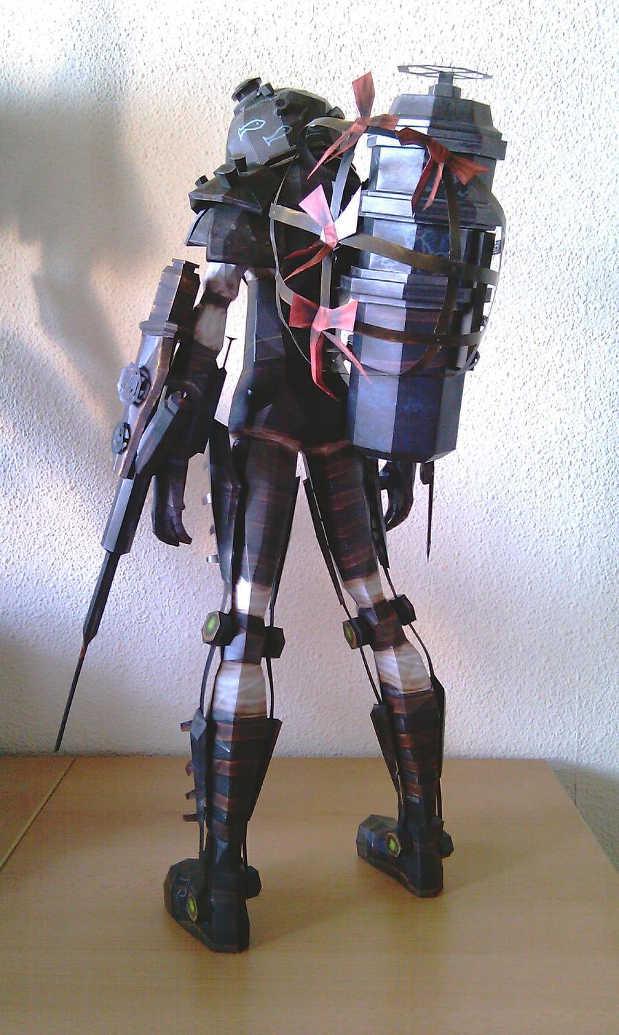 BioShock 2 - Bigsister - d by Destro2k