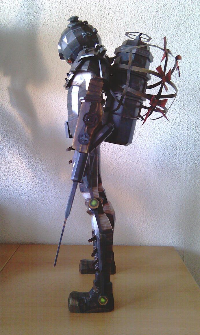 BioShock 2 - Bigsister - c by Destro2k