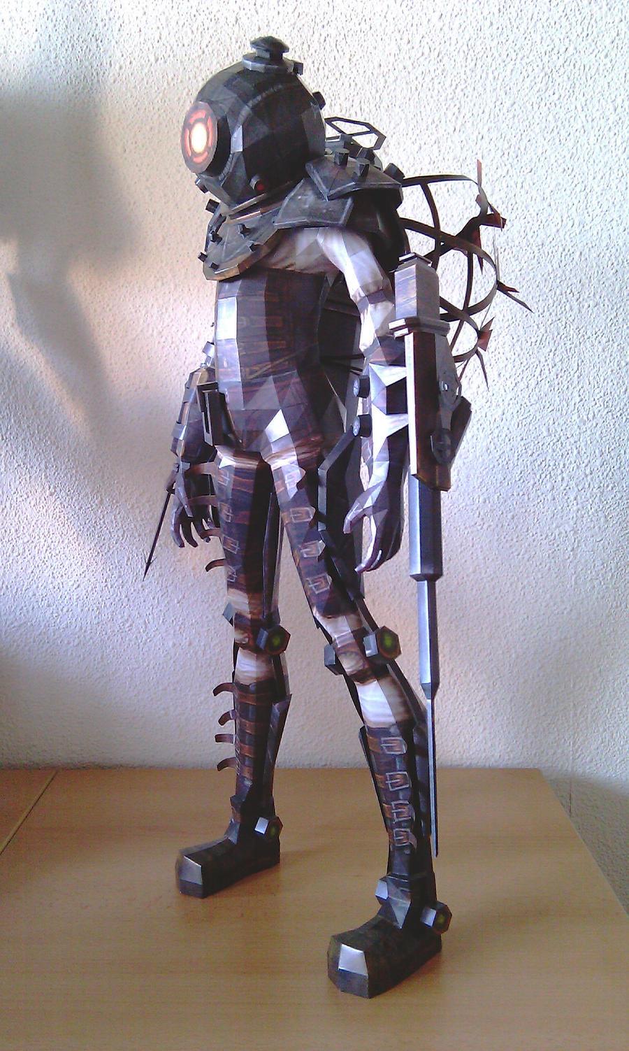 BioShock 2 - Bigsister - b by Destro2k