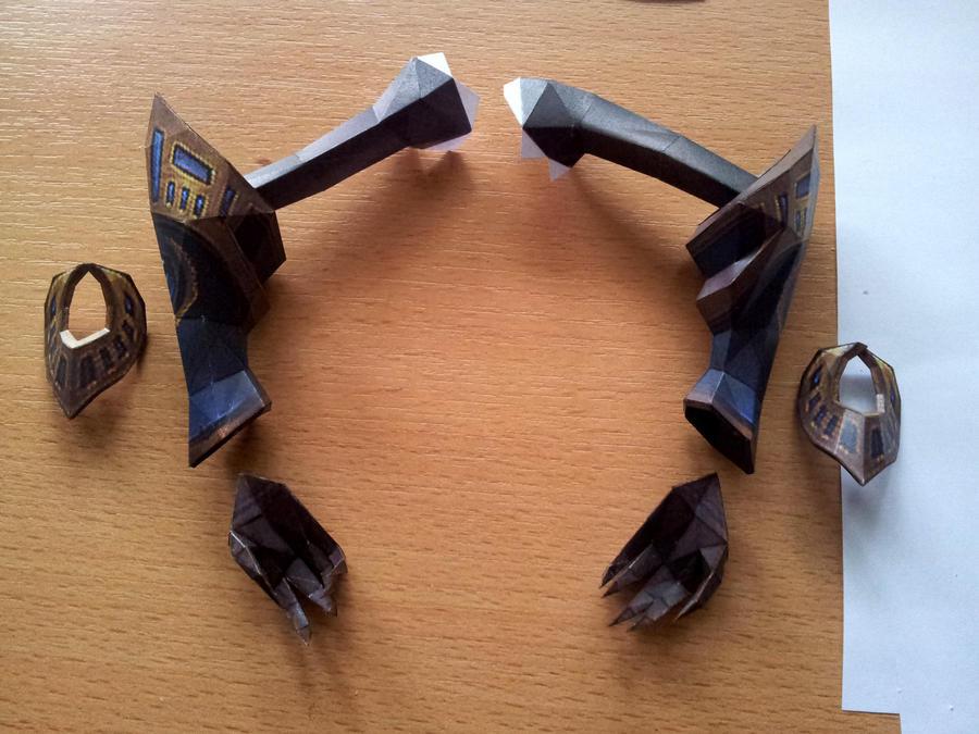 Lich - Arms by Destro2k