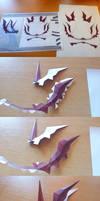 Wargrowlmon - Head Spikes