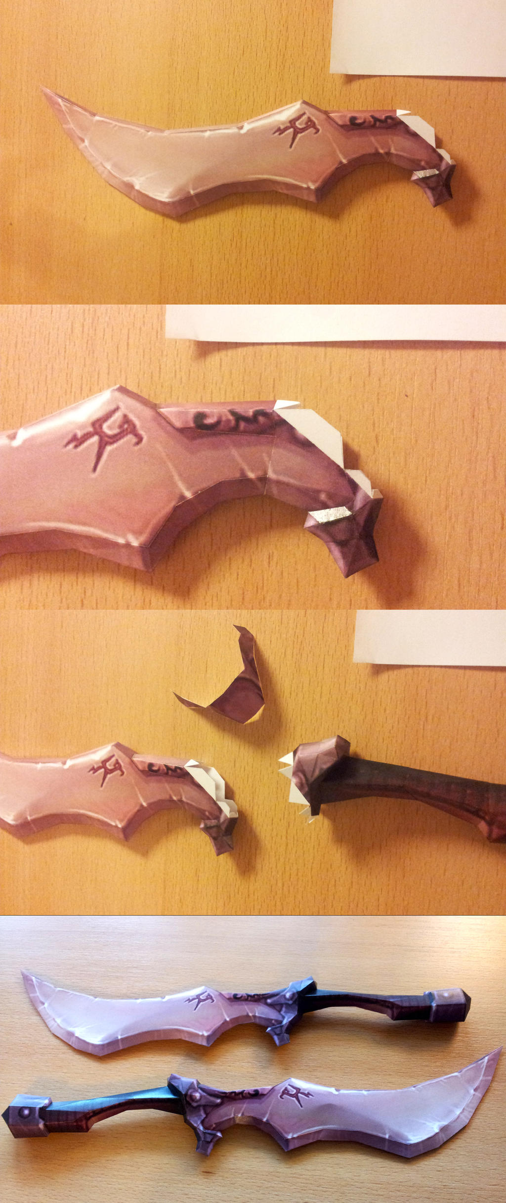 Avian Defender  - dagger