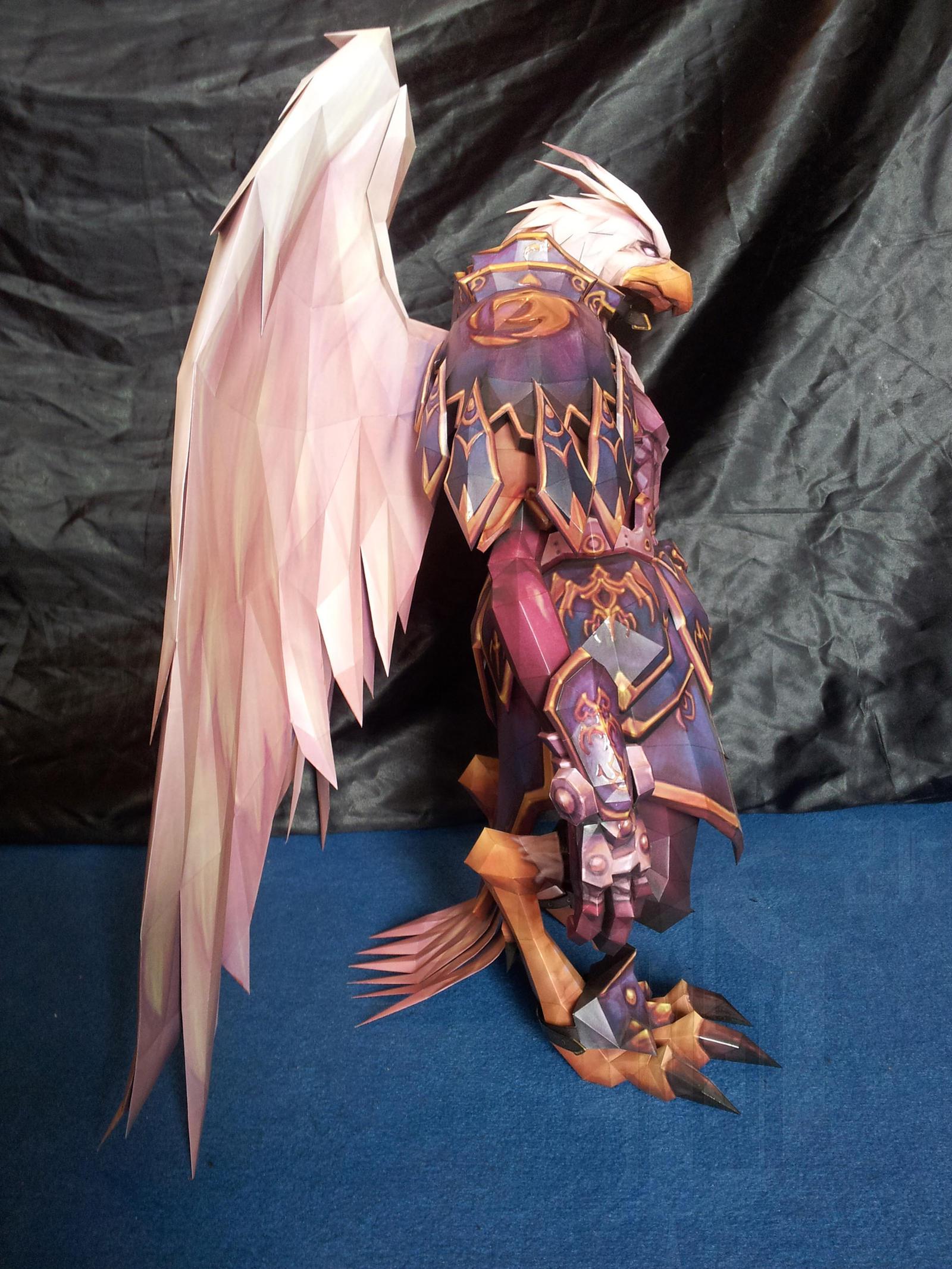 Avian Defender  - e by Destro2k