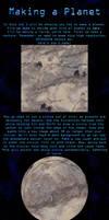 Terran Planet Tutorial