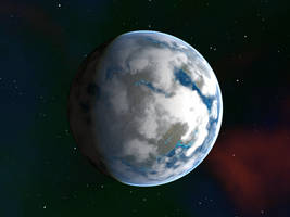 TextureGen Planet by TBH-1138