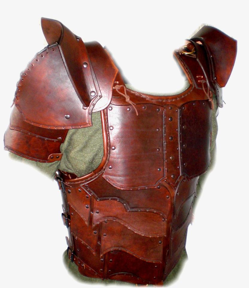 armor Ak'Par_front 2 by baehrserker