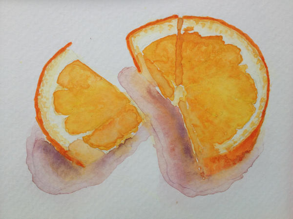 Citrus Study by anderaminela