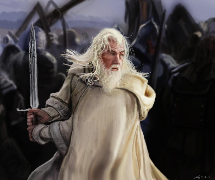 Gandalf by Suc-of on DeviantArt