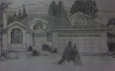 House by ElizabethKissable
