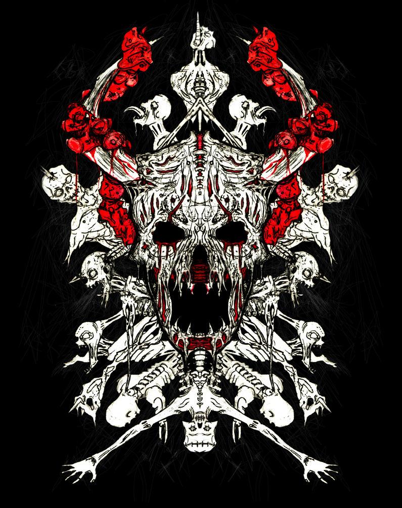 demon by ayillustrations