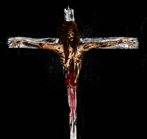 jesus guts by ayillustrations
